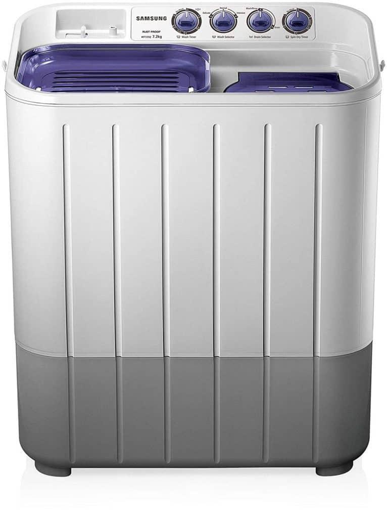 Samsung Top Loading Semi-Automatic Washing Machine