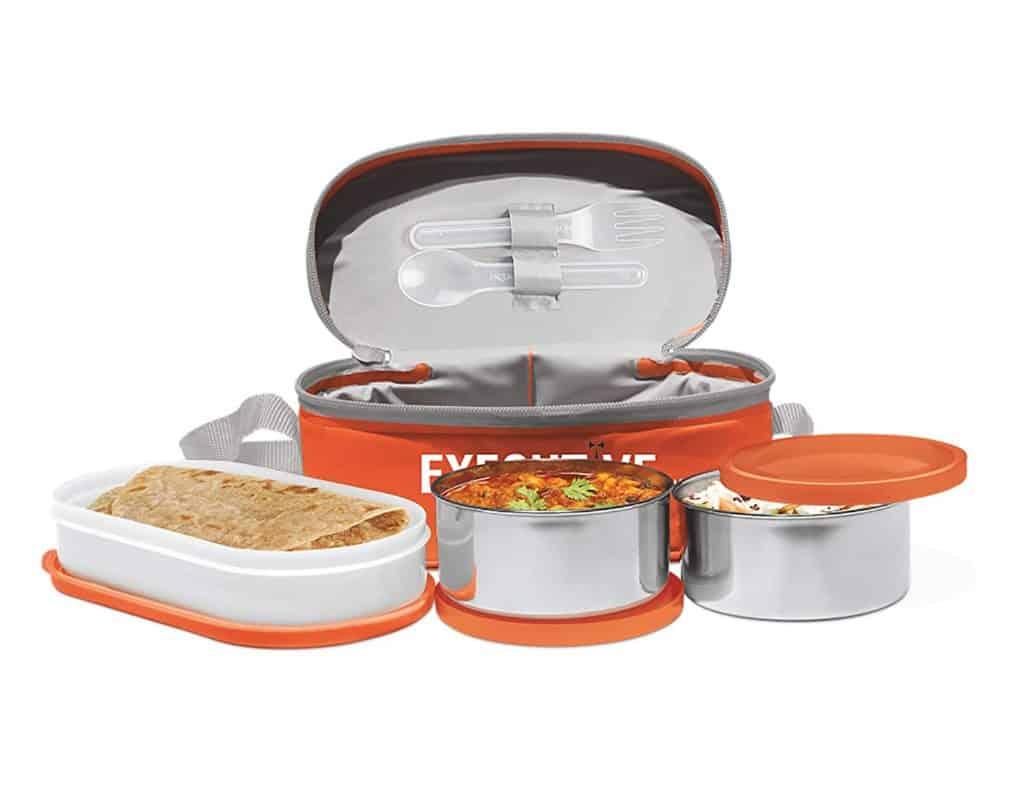 Milton Executive 3-piece Lunch Box Set