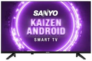 Sanyo 32 inches Smart LED TV (Kaizen Series)