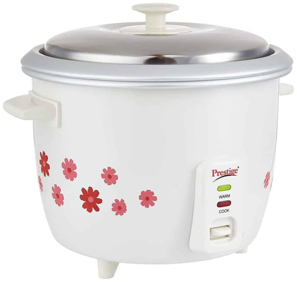 Prestige PRWO 1.8-2 Electric Rice Cooker