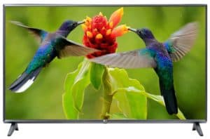 LG 108 cm (43 Inches) Smart LED TV