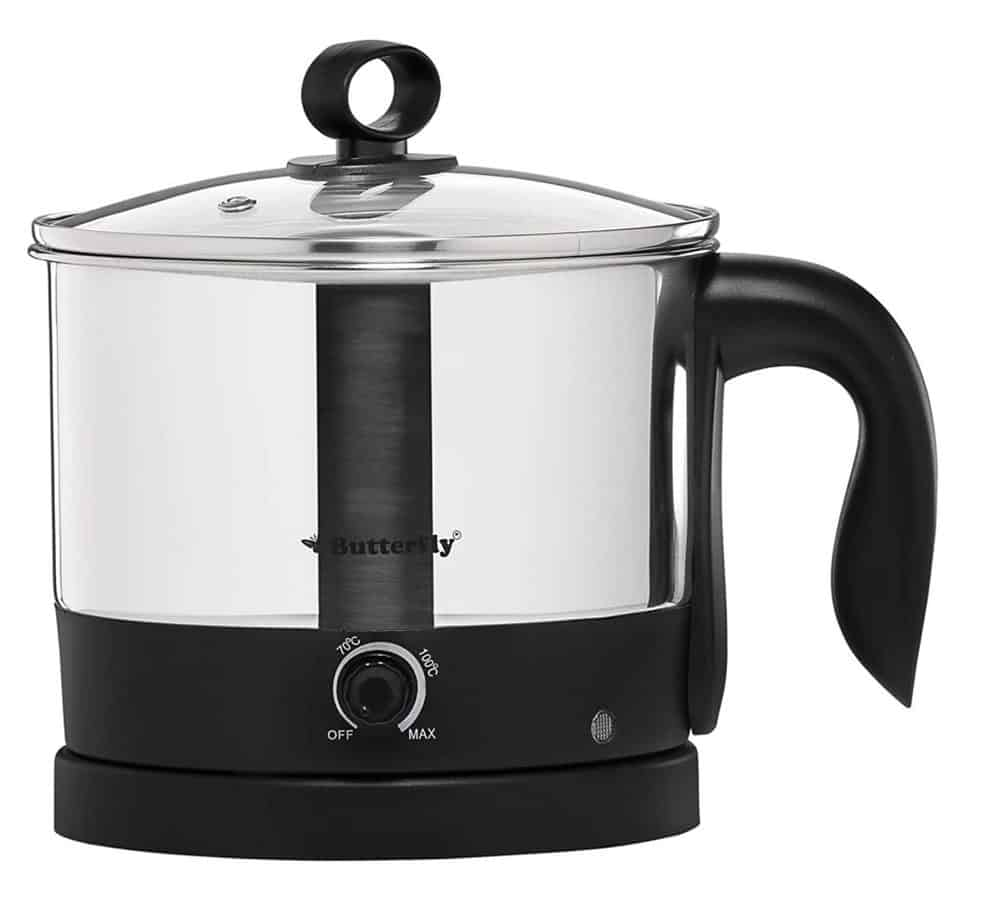 Butterfly Wave Multi Cooker (1.2-Litre)