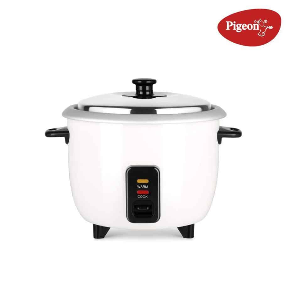 Pigeon by Stovekraft Rice Cooker, 1 litres