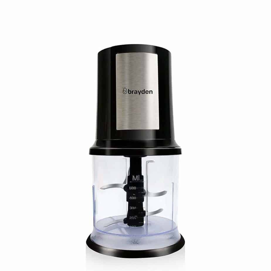 Brayden chopro electric vegetable chopper