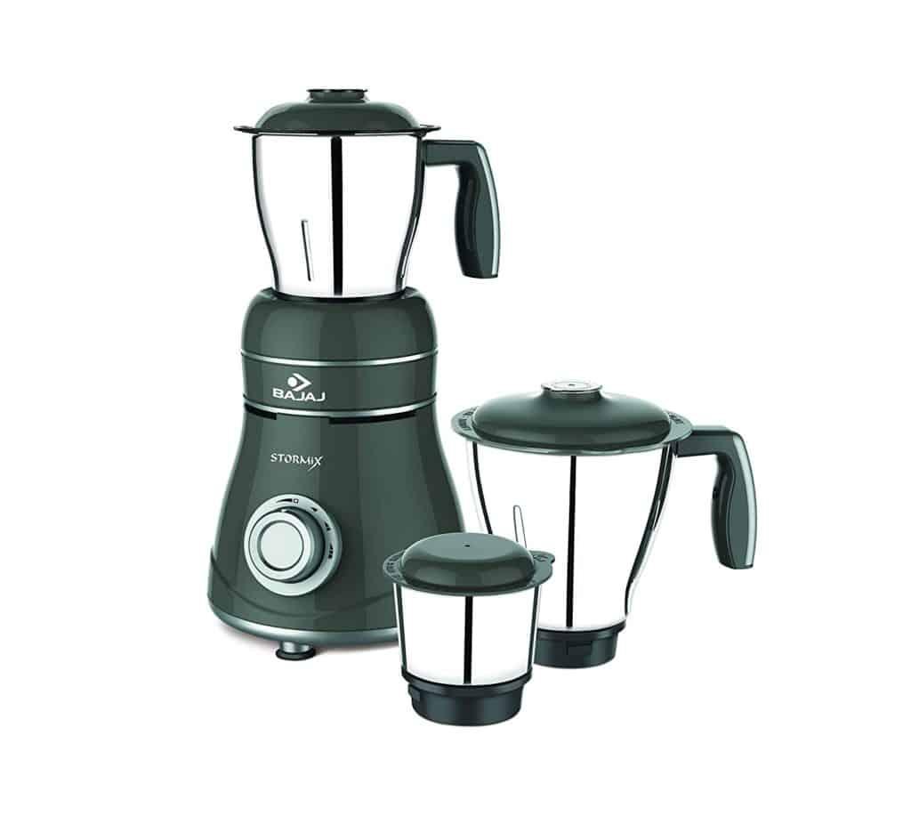 Bajaj stormix750 watts mixer grinder