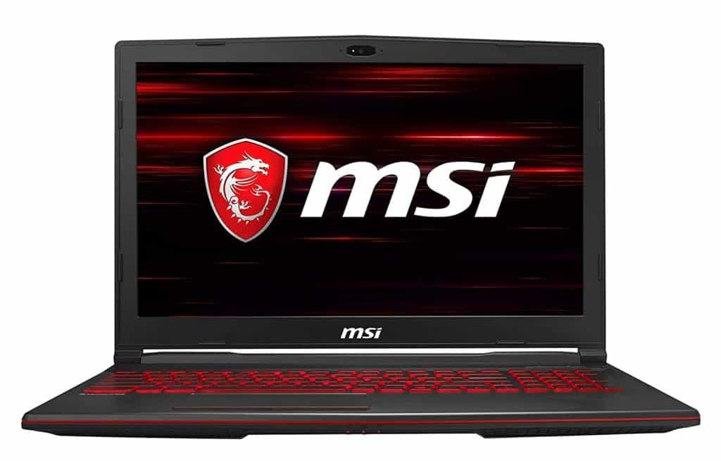 9SC 066 gaming laptop