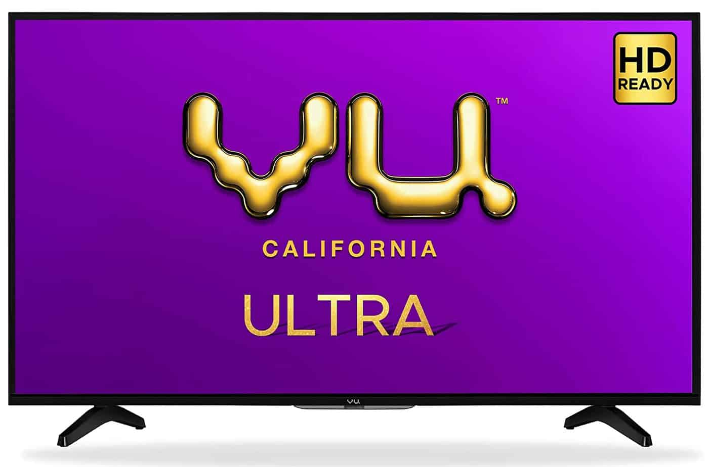 Vu 80 cm Android HD Ready LED TV