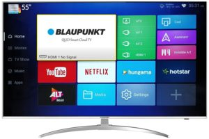 Blaupunkt 4K ultra HD TV