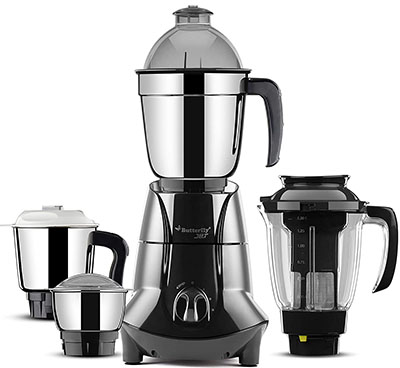 Butterfly Jet Elite Mixer Grinder - Best Mixer Grinder in India