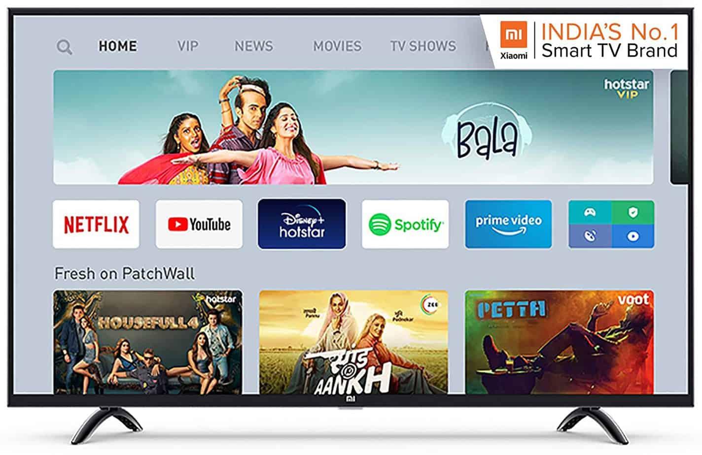 Mi 80 cm HD Ready Android LED TV