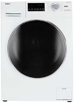 Haier front load washing machine