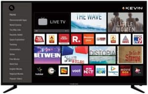 Kevin 4K UHD LED Smart TV