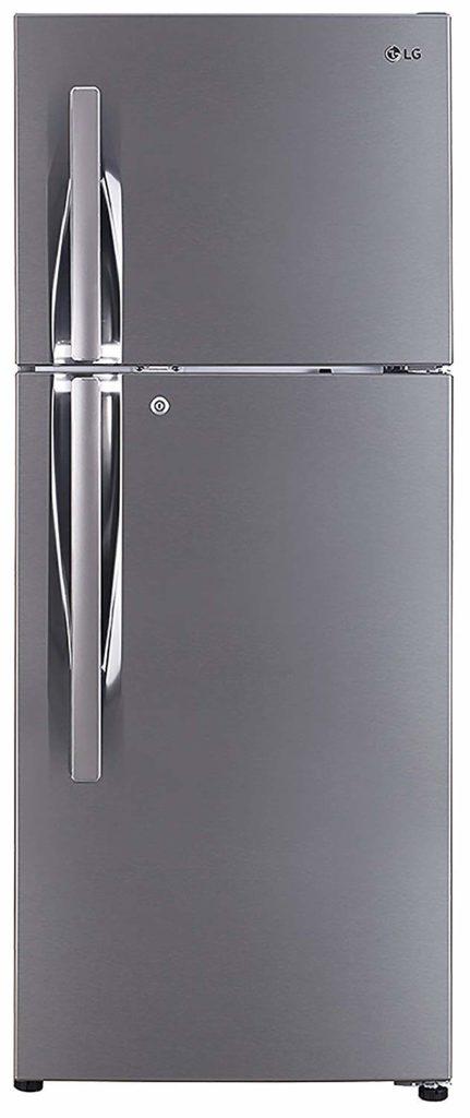 L 3 Star Double Door Refrigerator