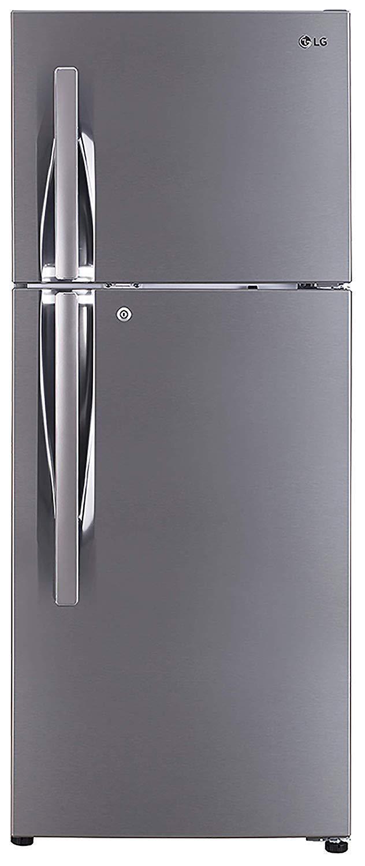 LG 260 L 3 Star Double Door Refrigerator