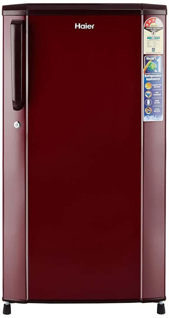 L 3 Star Single Door Refrigerator