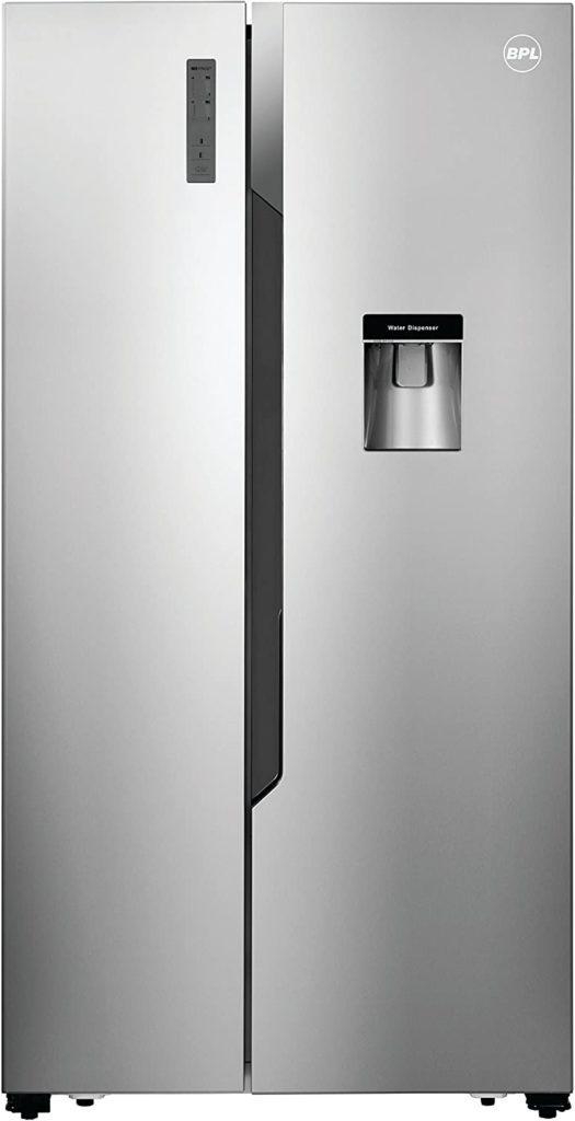 L Side-by-Side Refrigerator