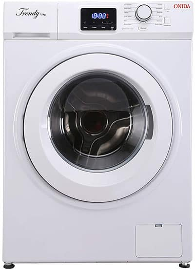Onida front loading washing machine