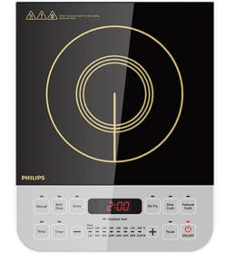 Philips Viva Collection HD4928/01 2100 Watt Induction
