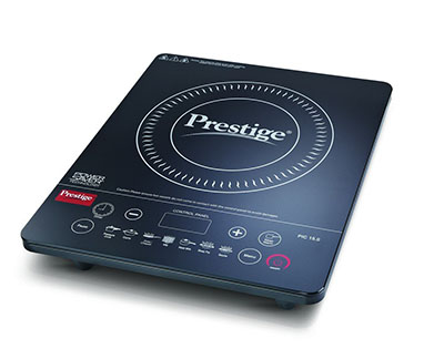 Prestige PIC 15.0+ 1900 Watt Induction Cooktop