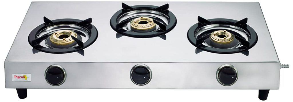 Stainless Steel LPG Stove