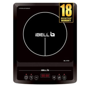 iBELL Hold The World. 2000 Watt Digitally! Induction Cooktop