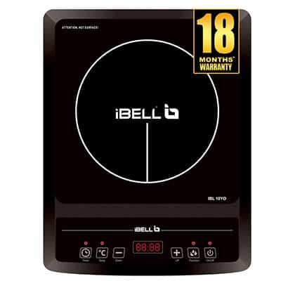 iBELL Hold The World. Digitally! Induction Cooktop