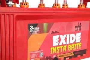 150Ah Insta Brite Inverter Ups Battery