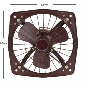 A&Y Brijlax Heavy Duty Metal Fresh Air Exhaust Fan