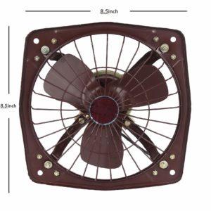 A&Y Brijlax Heavy Duty Metal Fresh Air Exhaust Fan