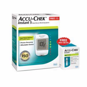 Accu Chek Instant S Glucometer