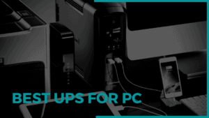 best UPS for PC