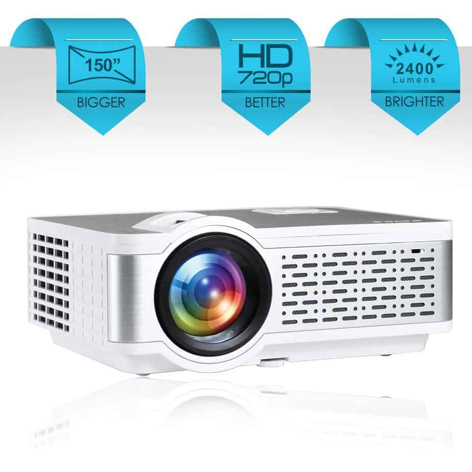 EGATE i9 full HD and LED projector