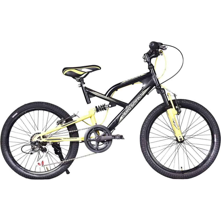 Hero Flake 20T 6 Speed Cycle