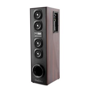 Omeewa by Obage ST-607 Single Tower Speaker System