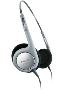 On-ear headphones from Philips