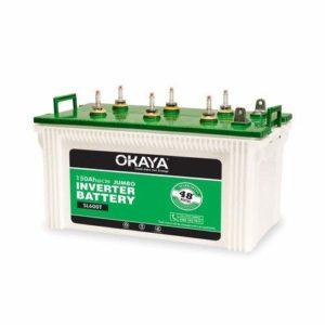 Ratan Power OKAYA SL-600T Jumbo Inverter Battery