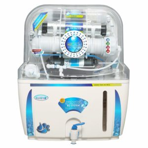 Ruby (RO+UV+UF+TDS) Controller 12 Stage Water Purifier