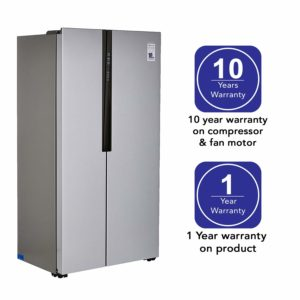 Side by Side Refrigerator from Haier