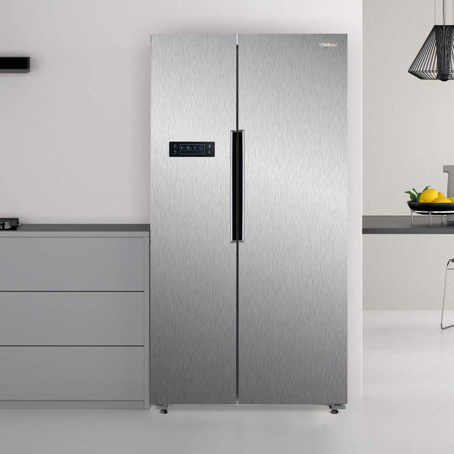 Inverter Frost- Free Side by Side Refrigerator from Whirlpool