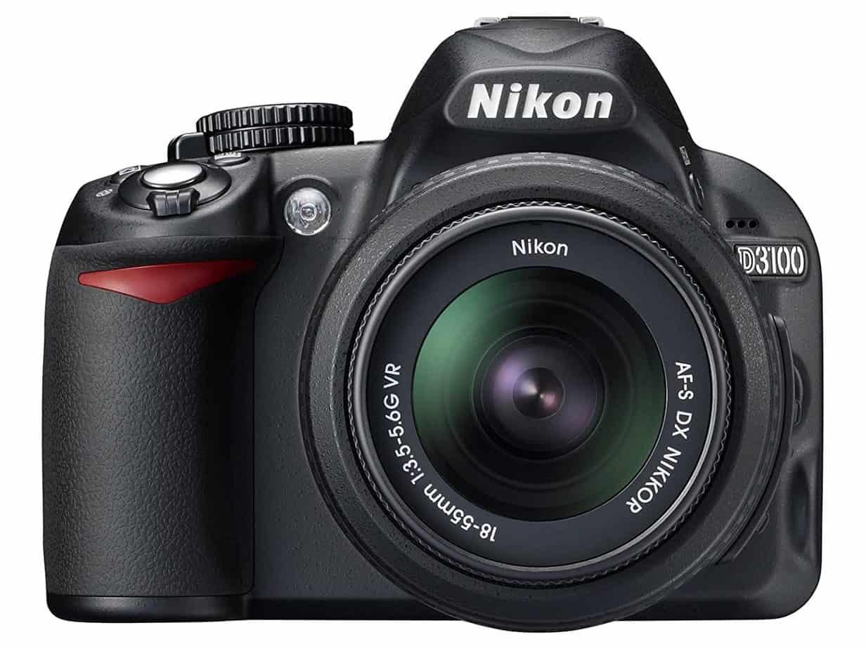 D3100 14 MP DSLR from Nikon