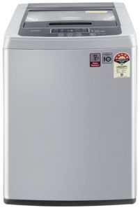 LG 6.5 kg smart inverter fully automatic top loading washing machine