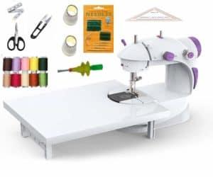 Appigo Mini Sewing Machine for Domestic Use