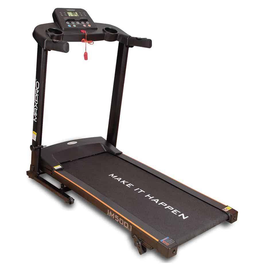 MAXPRO Folding Treadmill IM5001