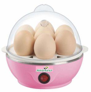 Automatic Egg Boiler Poacher