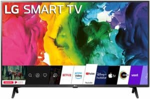 Full HD Smart TV of 43 inches from LG