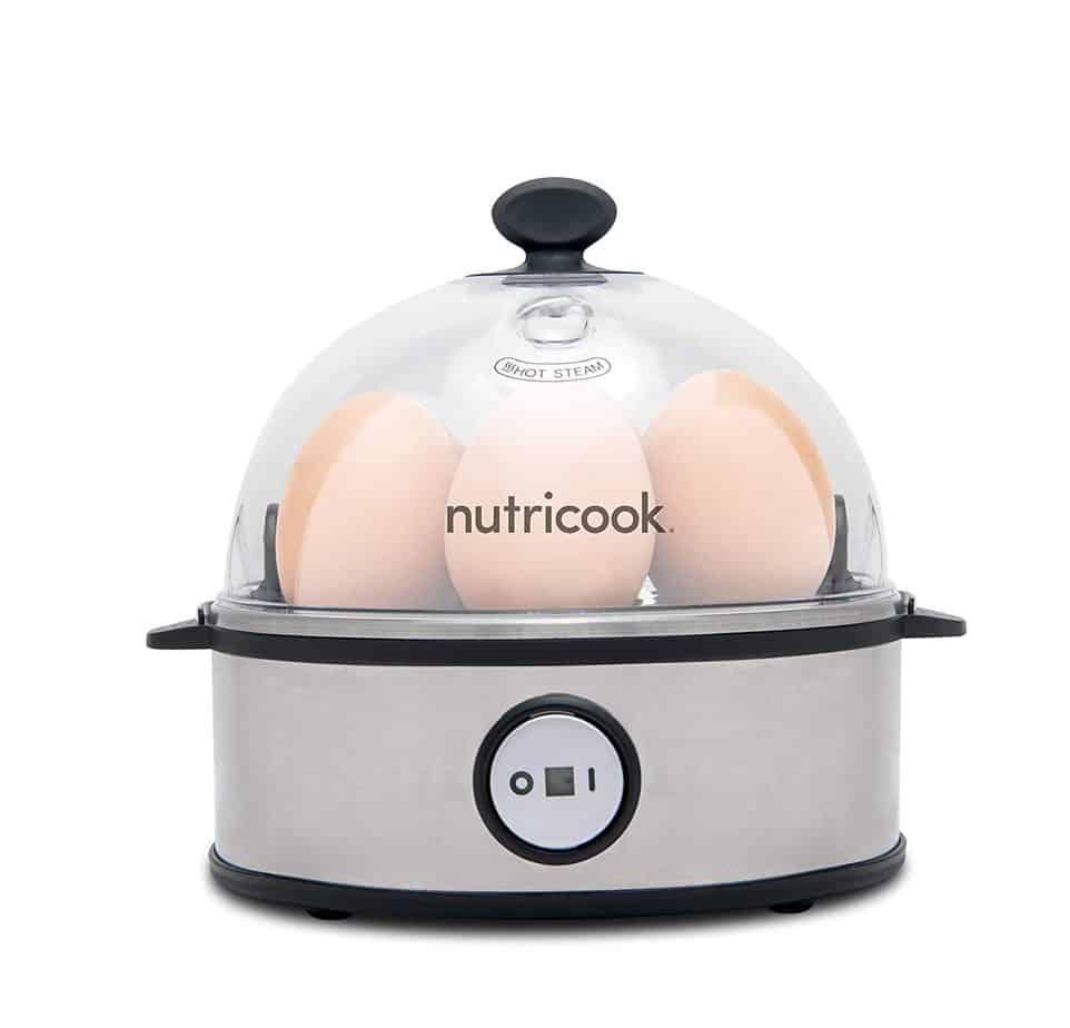 Fully Automatic Egg Boiler