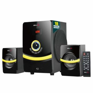 iBell R260 Multimedia theatre with Bluetooth