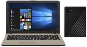 ASUS VivoBooK Intel Celeron 15.6-inch Laptop