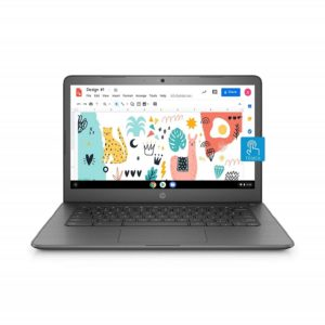 HP Chromebook Intel Core N3350 Processor Thin and Light Laptop