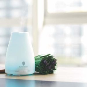 The Balance Mantra Aromatherapy Cool Mist Humidifier